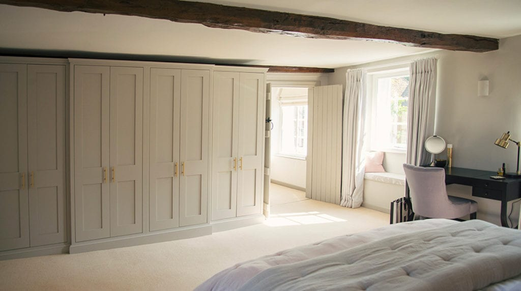custom made wardrobes Oxfordshire