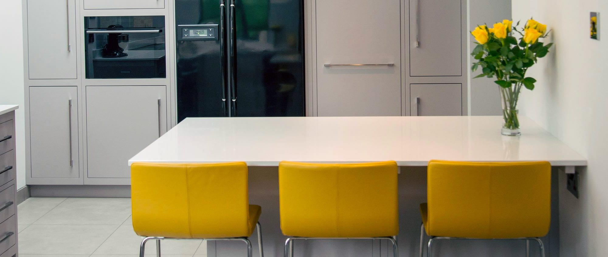 Contemporary Kitchen Design Oxfordshire