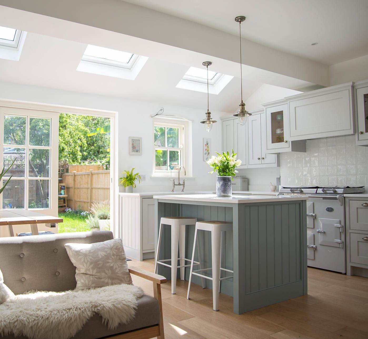 Shaker Kitchens Oxfordshire